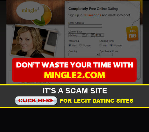 Dating sites waste of time