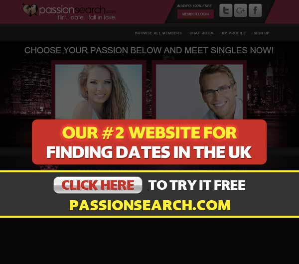 PassionSearch Homepage Img